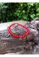 Biba Armband Rood helder