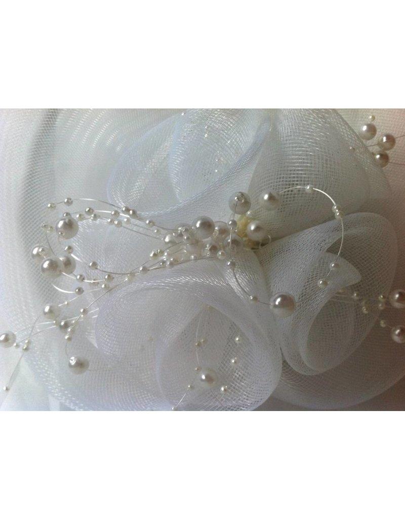 Bruids haar accessoire