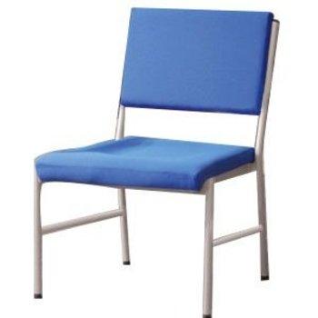 Stuhl Conti3 bis zu 300kg, Sitz 61x52xSitzhöhe 44-50 cm, ohne Armlehnen