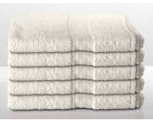 Decoware Handdoeken 70x140cm crème (500gr/m²)