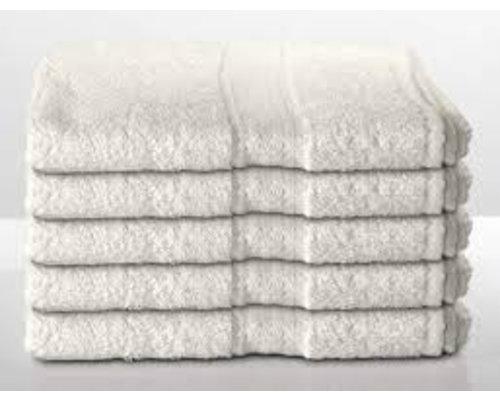 Handdoeken 70x140cm crème (500gr/m²)  5 stuks