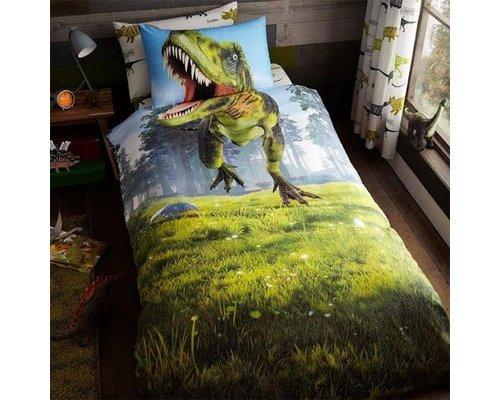 Decoware Dekbedovertrek Tyrannosaurus