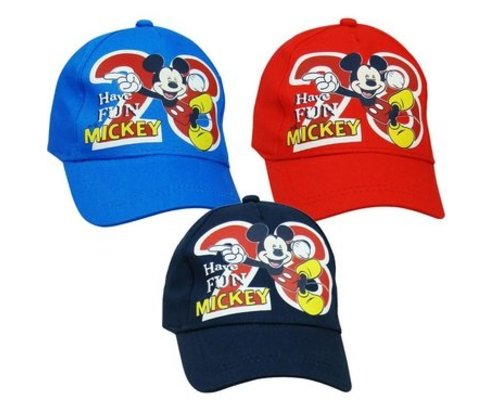 Mickey Mouse Baseball pet Have fun Mickey