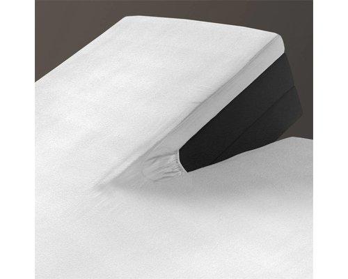 Homecare Split topper hoeslaken jersey 160x200 cm