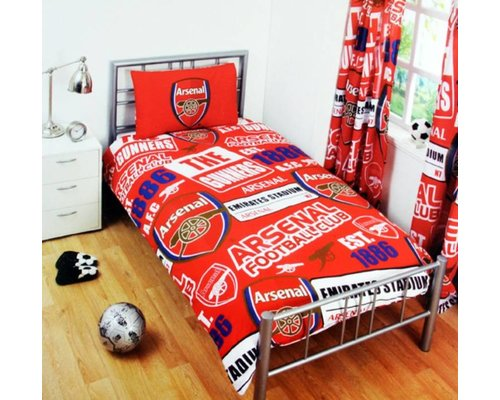 Decoware Arsenal Football Club AFC dekbedovertrek all-over