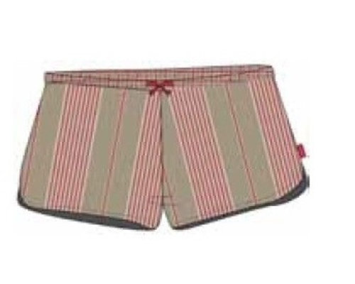 Short Anne stripe maat S