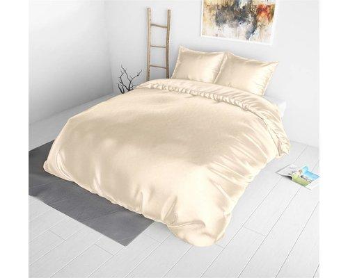 Sleeptime Beauty Skin Care dekbedovertrek Cream 240x220 cm