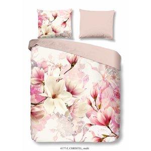 Good Morning Dekbedovertrek Magnolia flanel