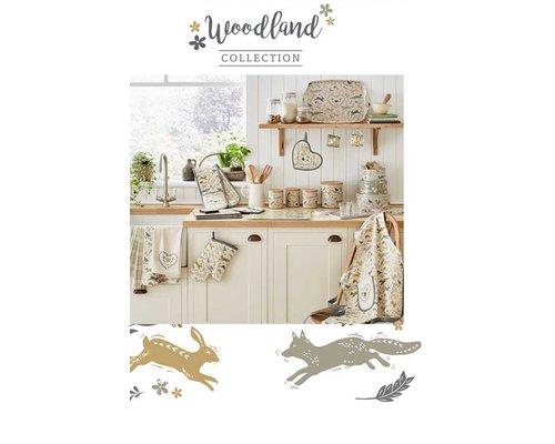 Woodland keukentextiel