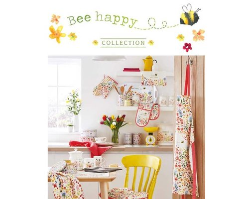 Bee Happy keukentextiel