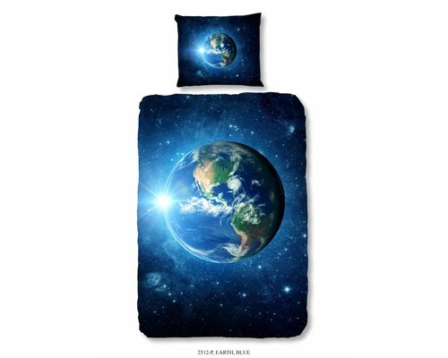 Good Morning Dekbedovertrek Earth