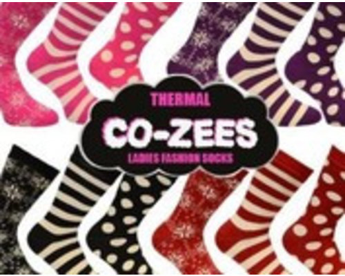 Co-Zees thermo sokken