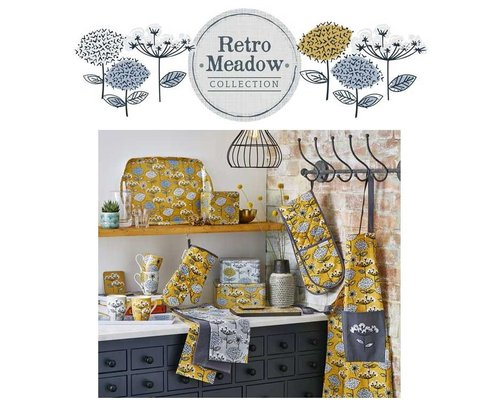 Retro Meadow keukenaccessoires