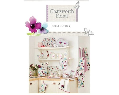 Chatsworth Floral keukenaccessoires