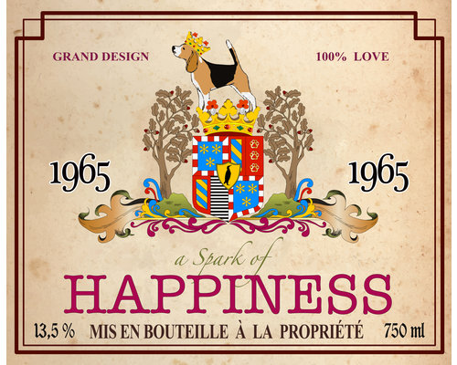 Happiness strandlakens