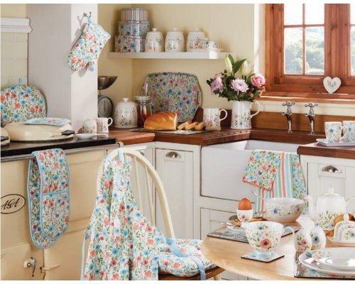 Country Floral keukentextiel