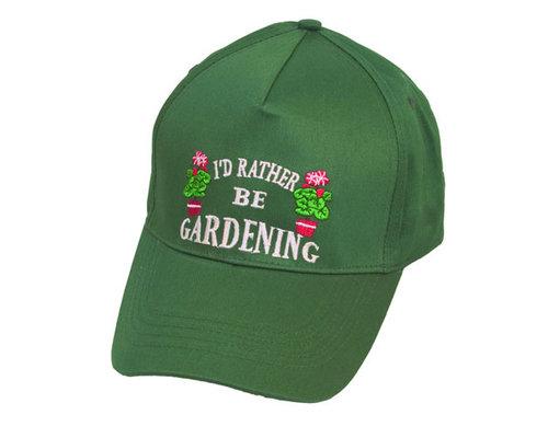 Decoware Baseball pet I'd rather be gardening