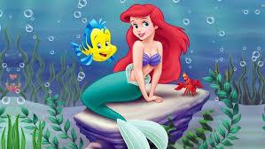 Ariel - de kleine zeemeermin
