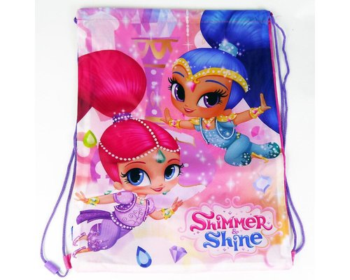 Nick jr Shimmer and Shine Gymtas of zwemtas