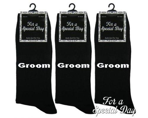 Decoware Groom sokken heren (Per paar)