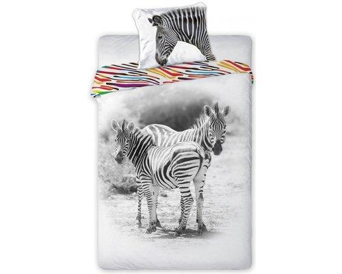 Zebra dekbedovertrekken