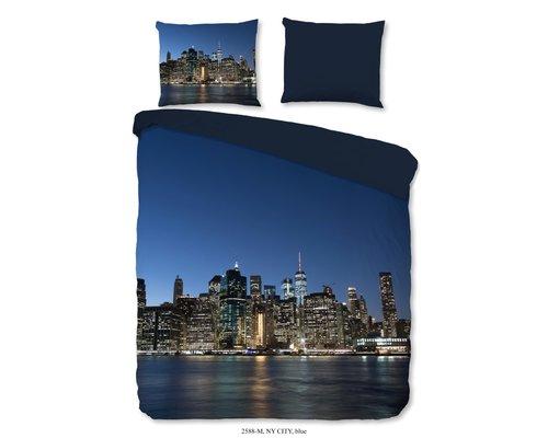 Pure Dekbedovertrek New York at night