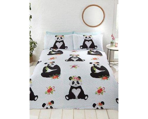 Decoware Dekbedovertrek Panda's