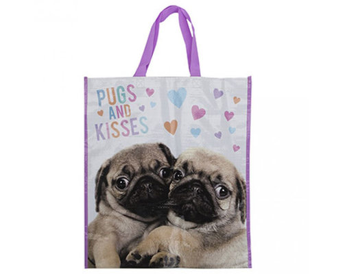 Shopper Pugs and Kisses