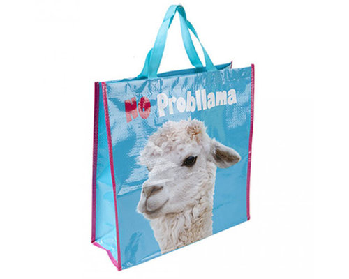Decoware Shopper Lama