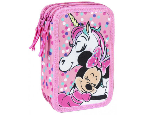 Disney Gevulde etui Minnie Mouse