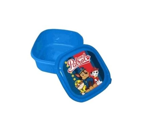 Decoware Paw Patrol Lunch trommel Chase, Rubble & Marshall
