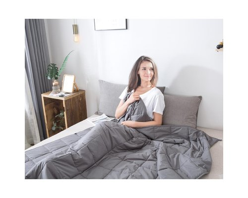 Swiss Night Therapeutische Verzwaringsdeken 7 kg met hoes