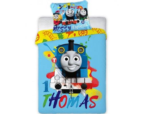 Dekbedovertrek Thomas de Trein 100x135 cm