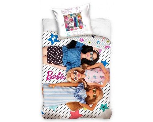 Decoware Barbie dekbedovertrek 140x200 cm
