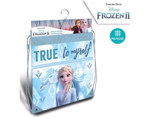 Frozen Frozen 2 gymtas / Zwemtas Elsa