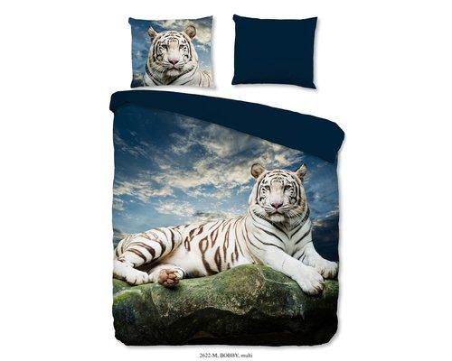 Pure Dekbedovertrek Witte tijger