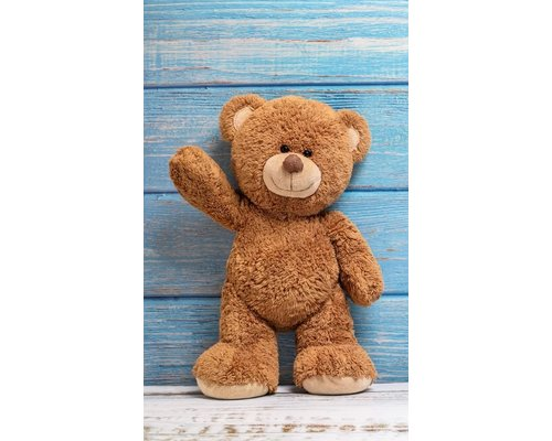 Decoware Gastendoekje Teddybeer