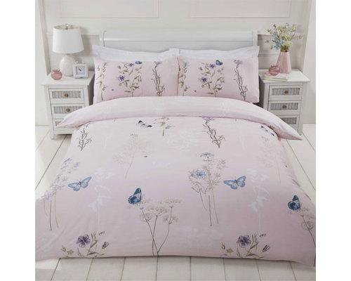 Made With Love Laura dekbedovertrek roze