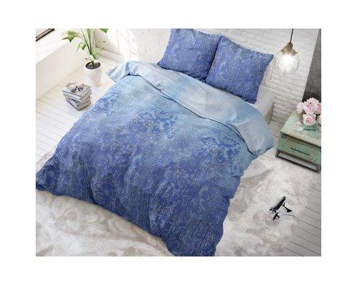 Sleeptime Dekbedovertrek Kaza blauw
