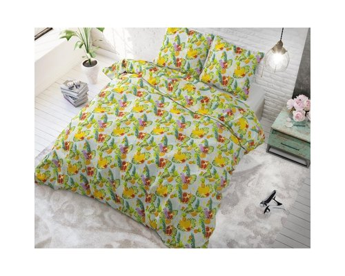 Sleeptime Dekbedovertrek Fruit trend