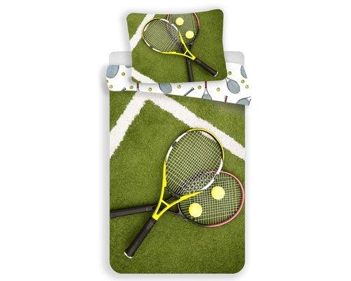 Sweet home Tennis dekbedovertrek 140x200 cm