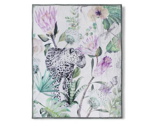 Descanso Plaid luipaard