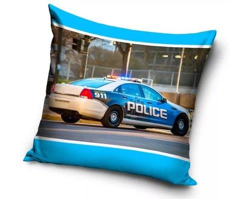 Politieauto Kussen