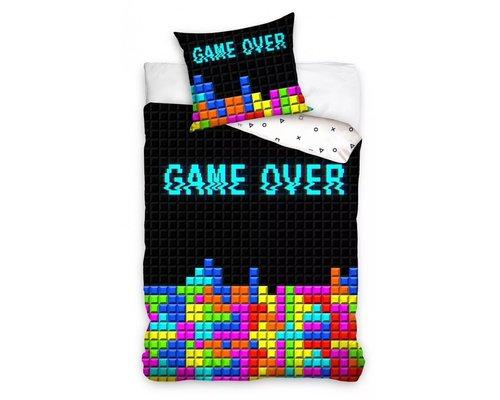 Game over dekbedovertrek  140x200 cm