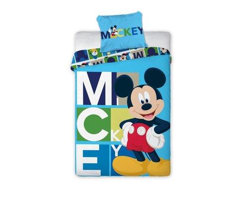 Mickey Mouse Dekbedovertrek Mickey MCE