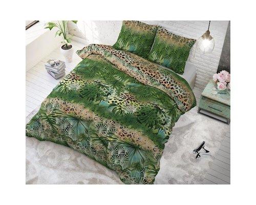 Sleeptime Dekbedovertrek trendy jungle