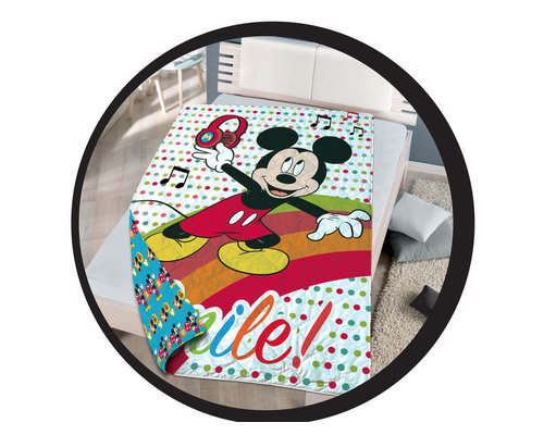 Disney Beddensprei Mickey Mouse