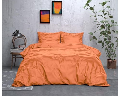 Sleeptime Beauty Skin Care dekbedovertrek pastel orange