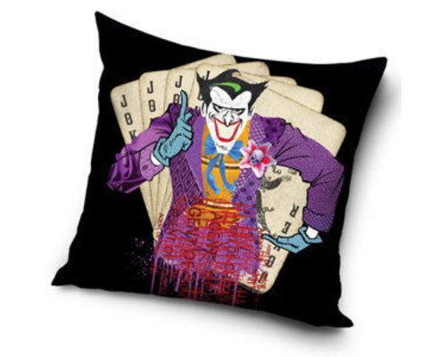 Batman The Joker kussensloop Agent of Chaos