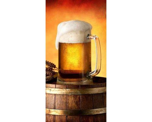 Decoware Handdoek Bier 70x140 cm